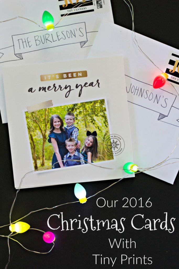2016christmascardswithtinyprints