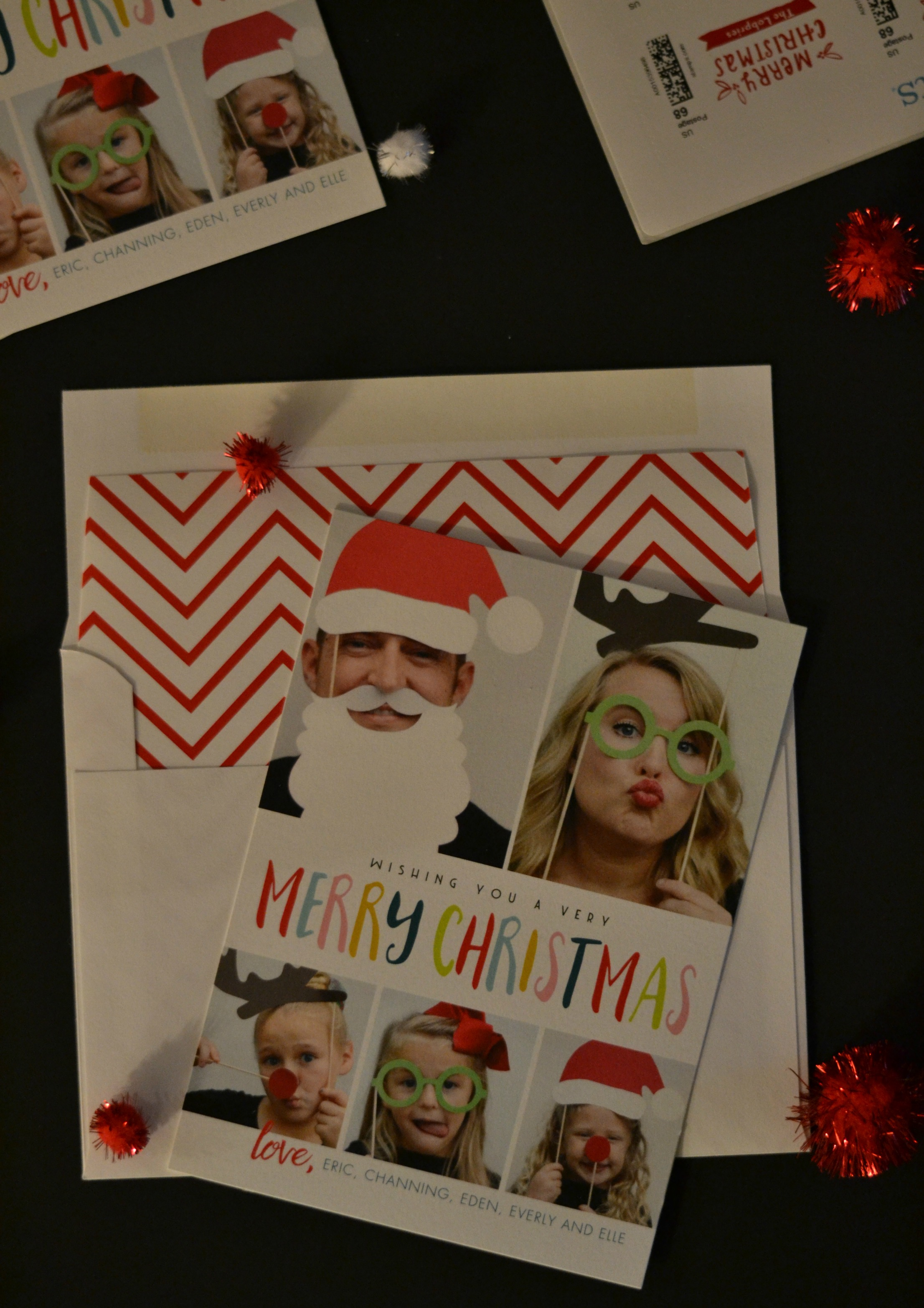 Our Christmas Card with Tiny Prints 2016 - Houston Mommy and ...