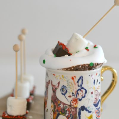 Hot Chocolate: On A Stick