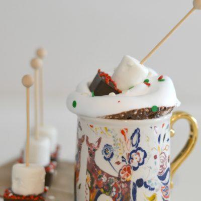 Hot Chocolate: On A Stick