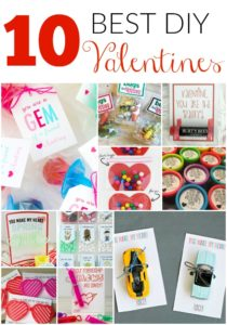 The 10 Best DIY Valentines
