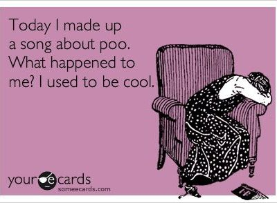 Things You Say While Potty Training