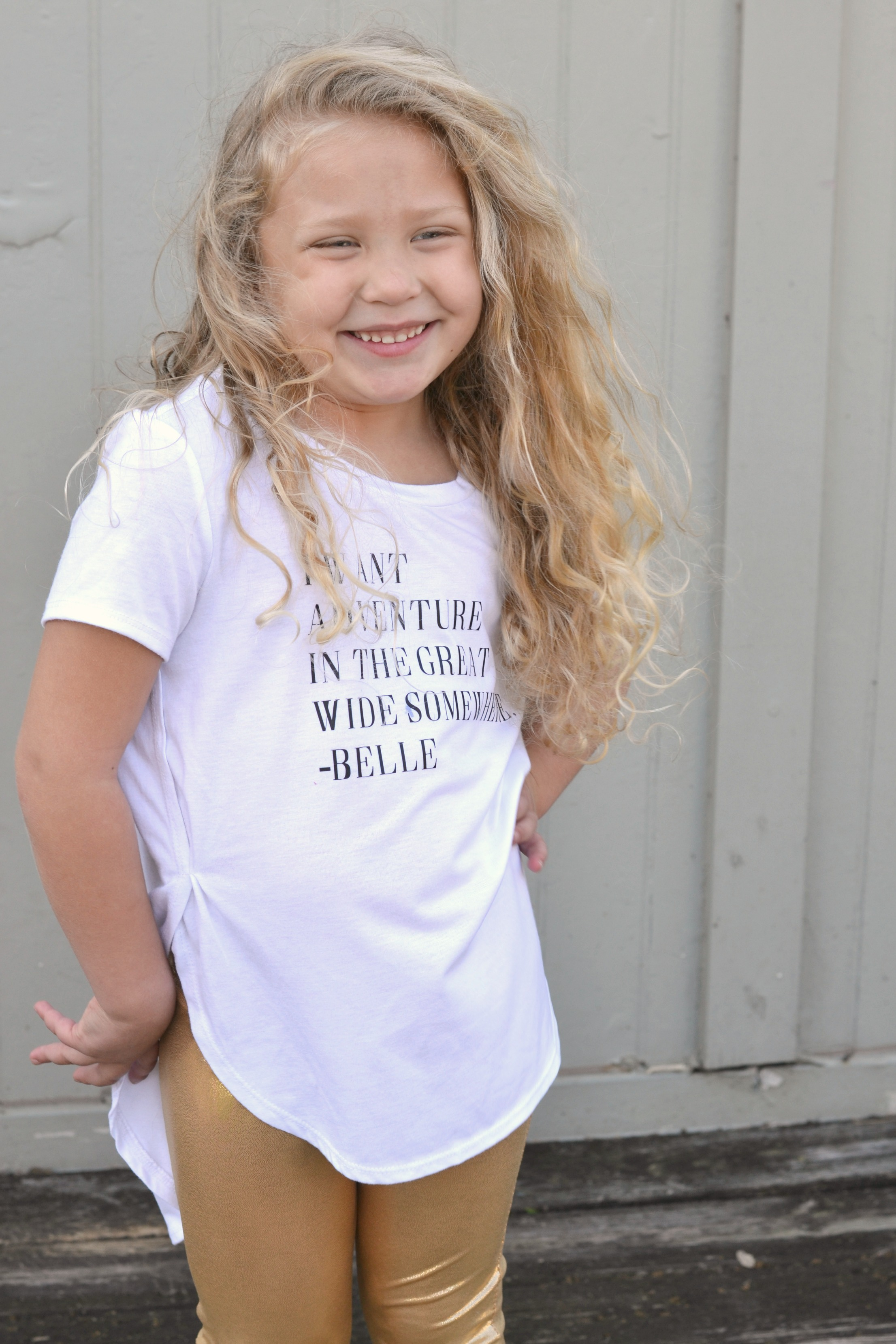 Beauty and the Beast Movie Quote Shirt
