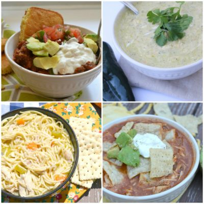 Top 5 Quick and Easy Soup Recipes