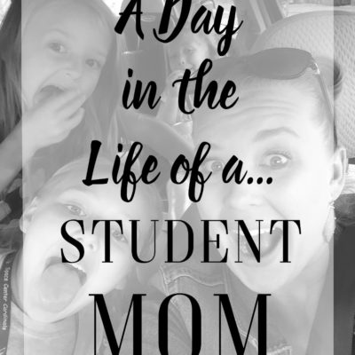 A Day in the Life of a Student Mom