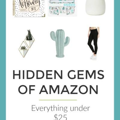 HIDDEN GEMS OF AMAZON