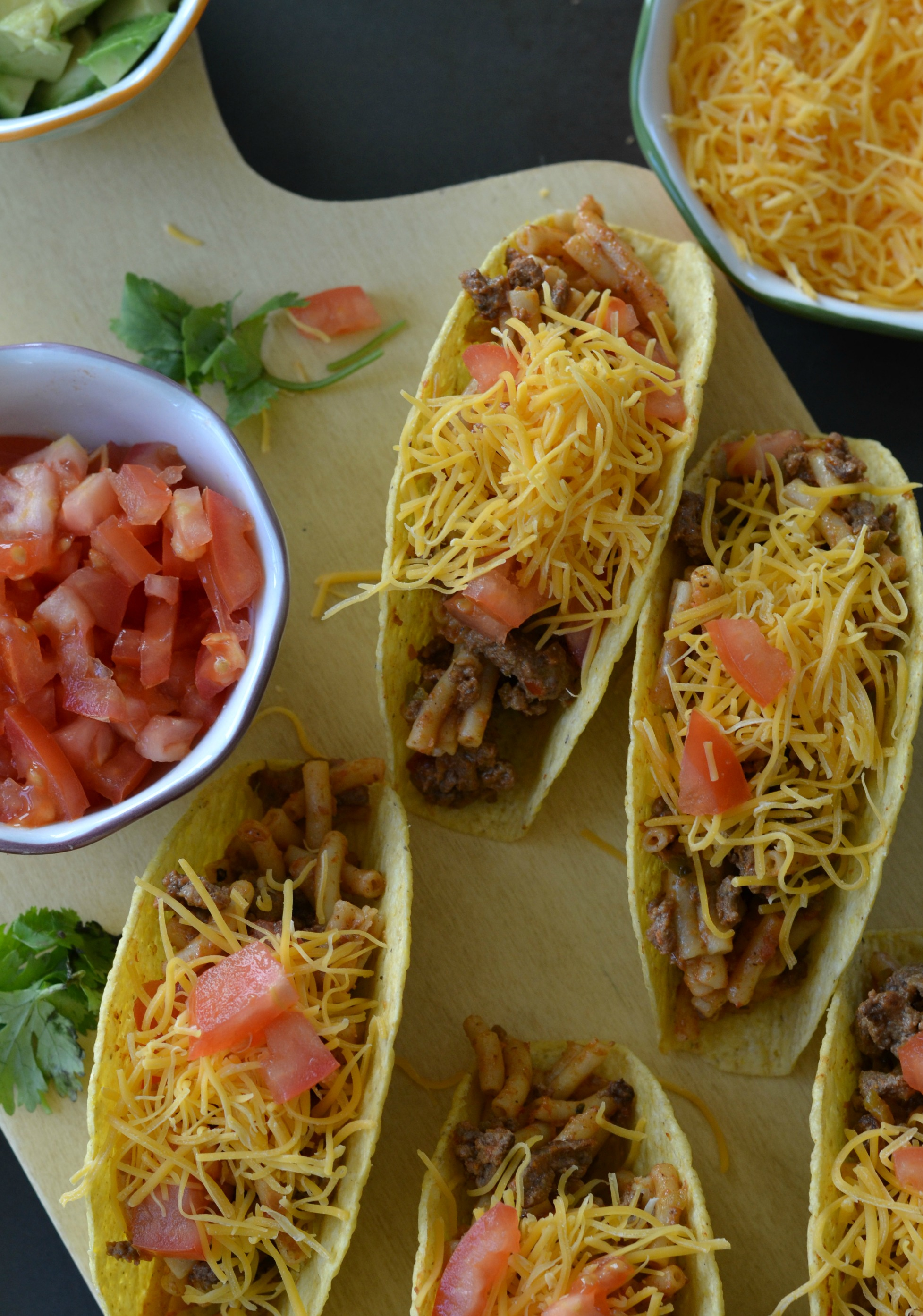 Macaroni Taco- Kid friendly dinner