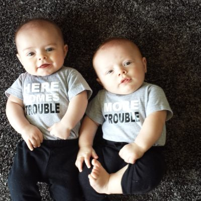 Is That Two? – How I Became a Twin Mama