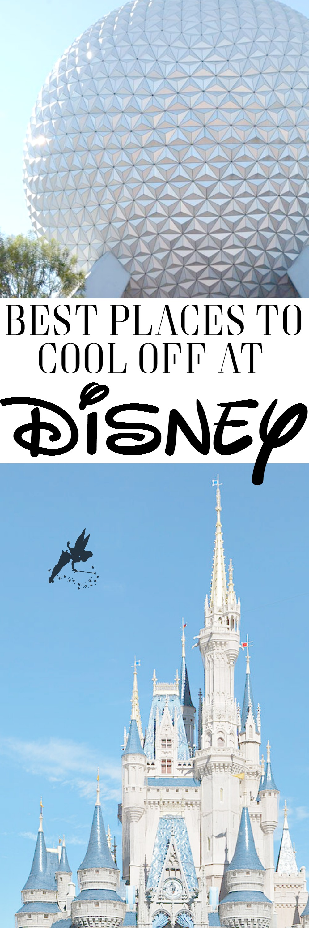 Best Places to Cool off at Disney