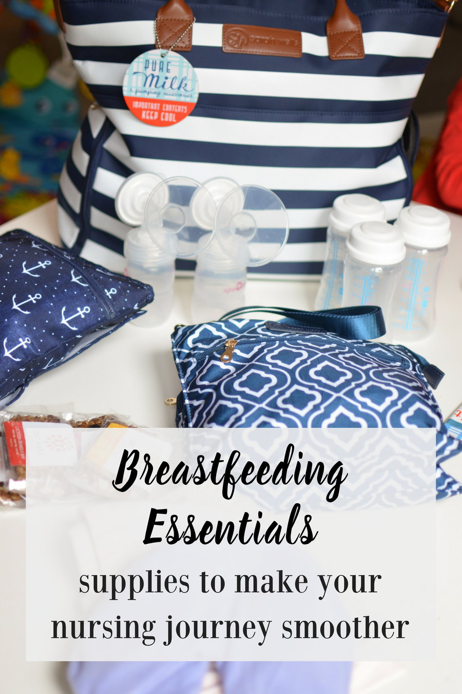 Planning to breastfeed? Here are the top breastfeeding supplies to help you on your nursing journey!