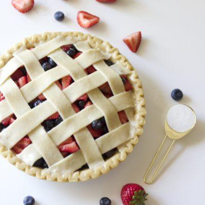 Easy & Delicious Patriotic Pie