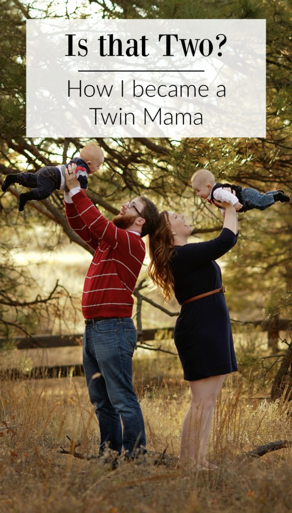 mothers day twin mom how I found out