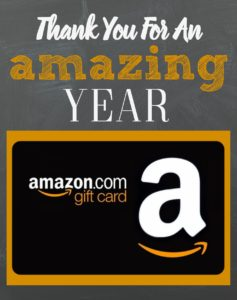 Teacher Gift, Teacher Appreciation Gift, Amazon Gift Card