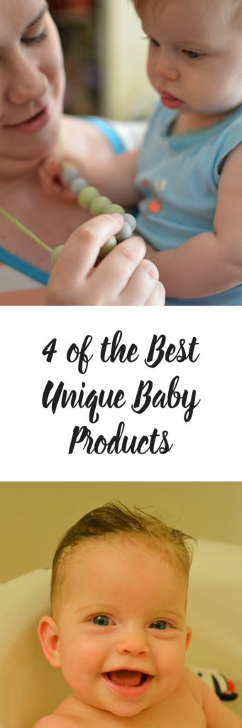 Looking for the best baby products? Here are four that you may not have heard of that we love!