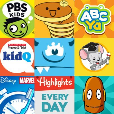 Top Kid Apps to Use for a Great Summer