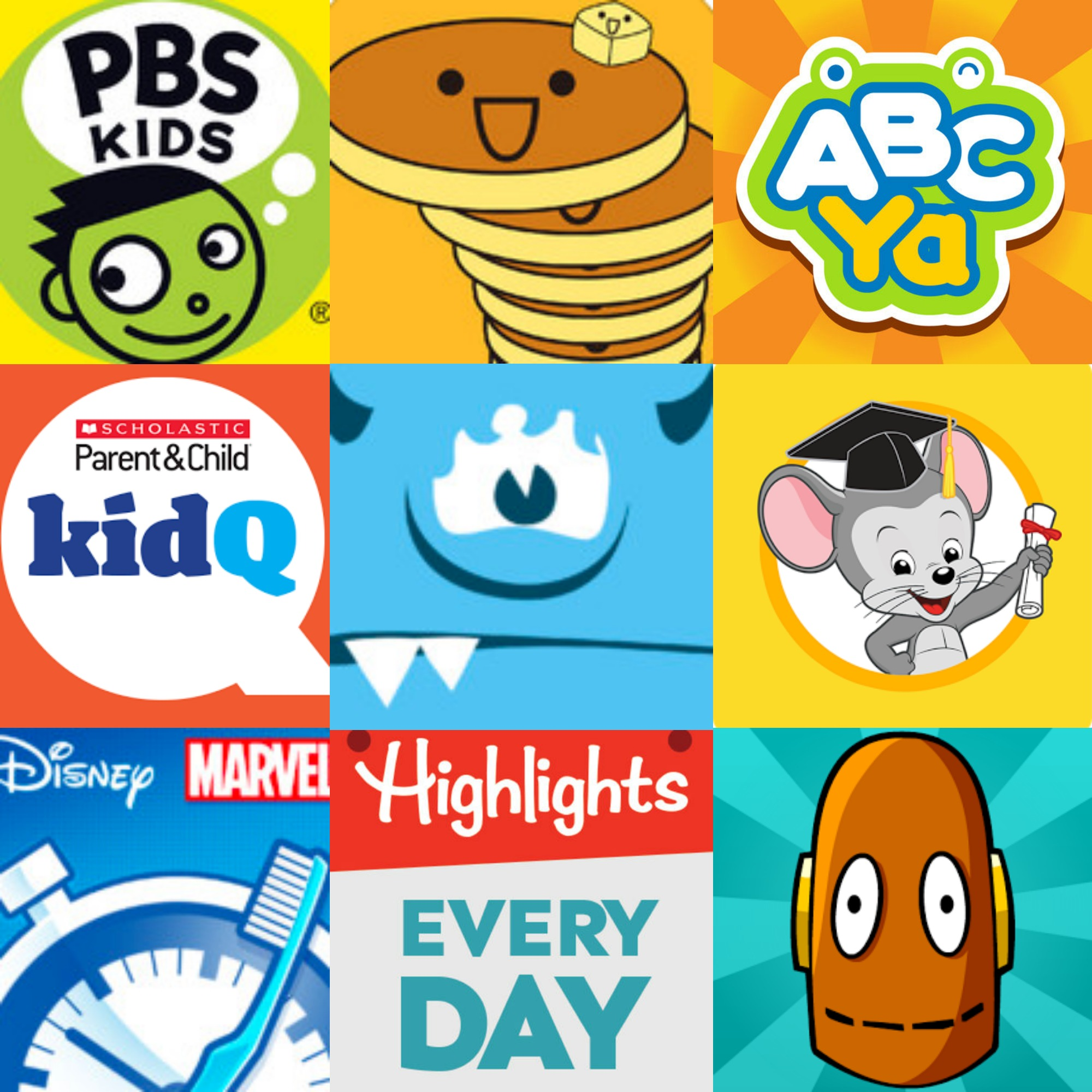 Top Apps for Kids