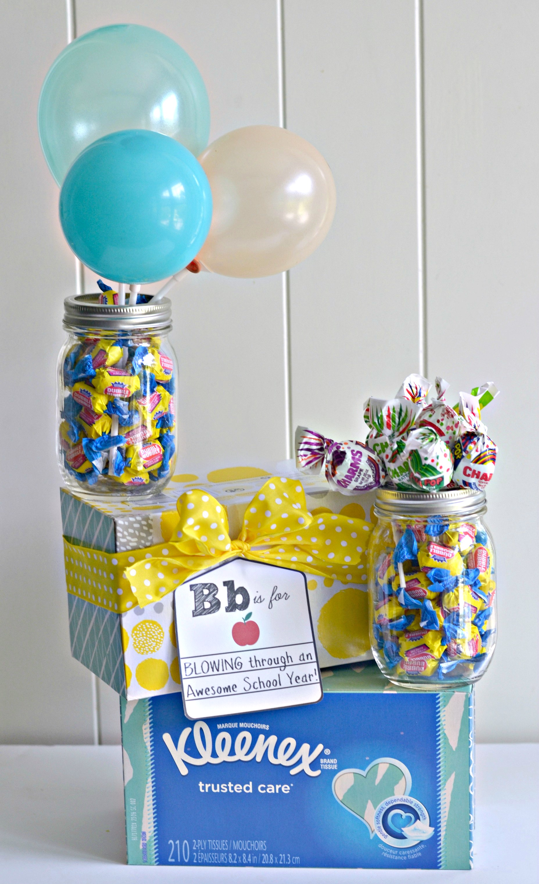 welcome back gifts for teachers and staff