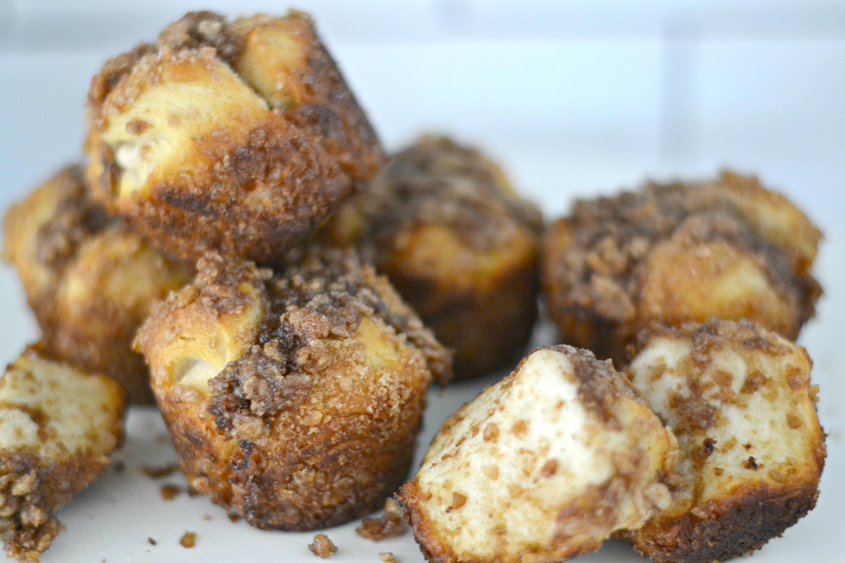 Cinnamon Sugar Breakfast Muffns