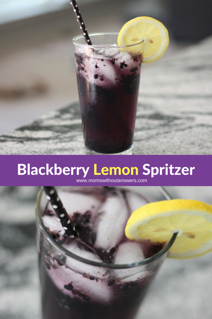 Spritzer-Blackberry-Lemon