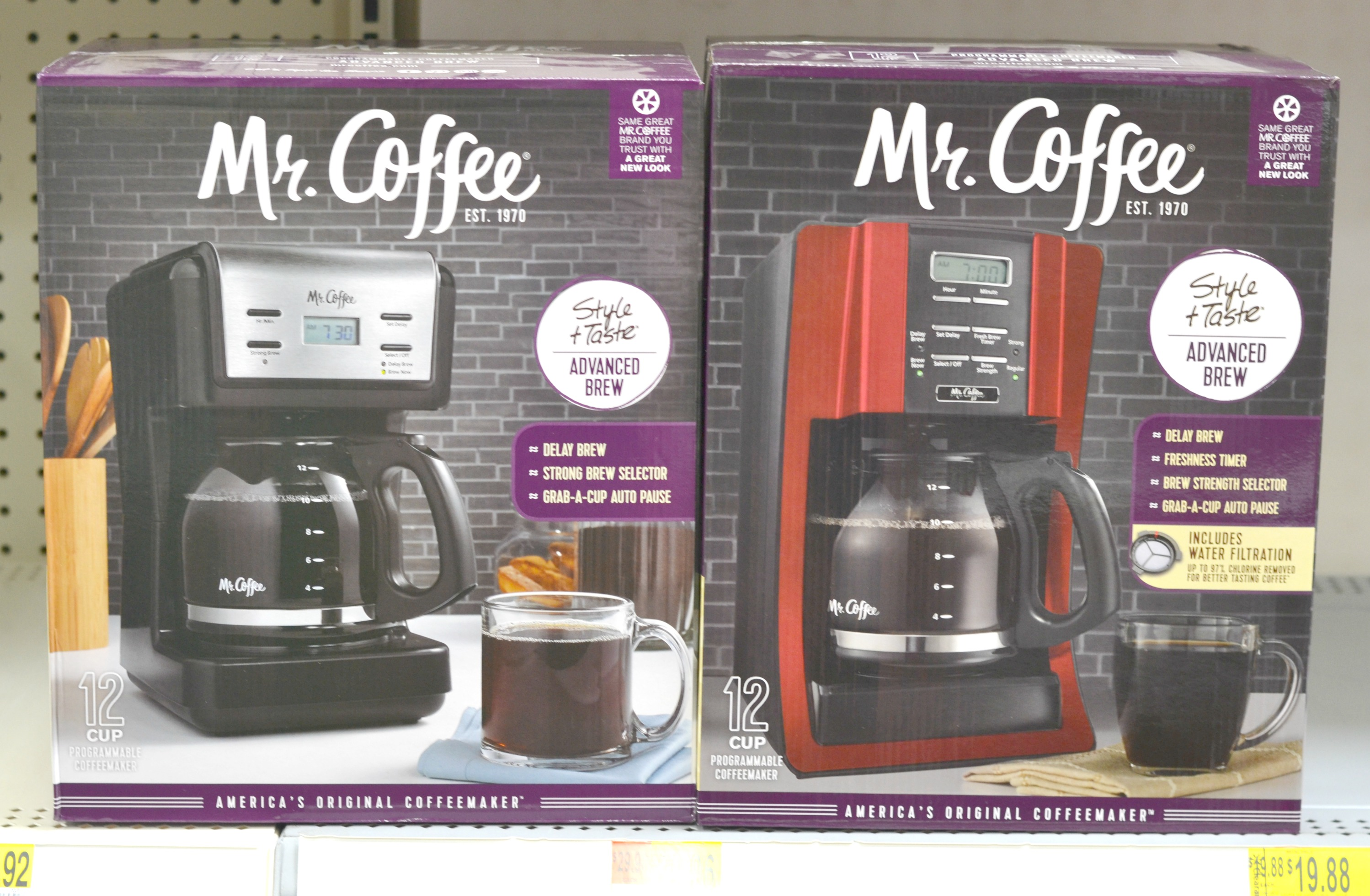 Mr. Coffee and Walmart