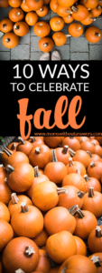 ways to celebrate fall bucket list pumpkin patch