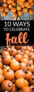 ways to celebrate fall bucket list pumpkin patch