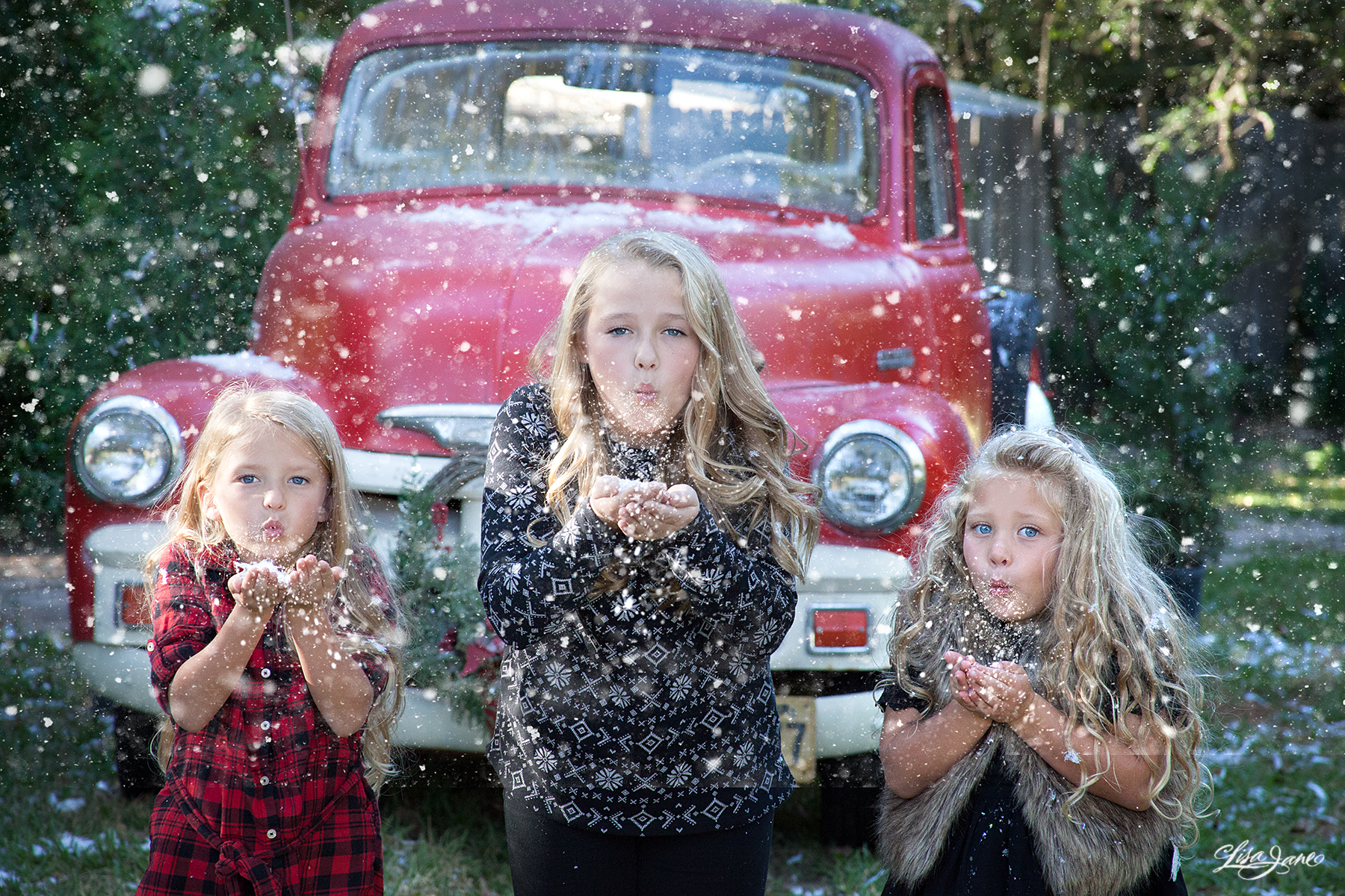 Best Colors for Fall Family Photos