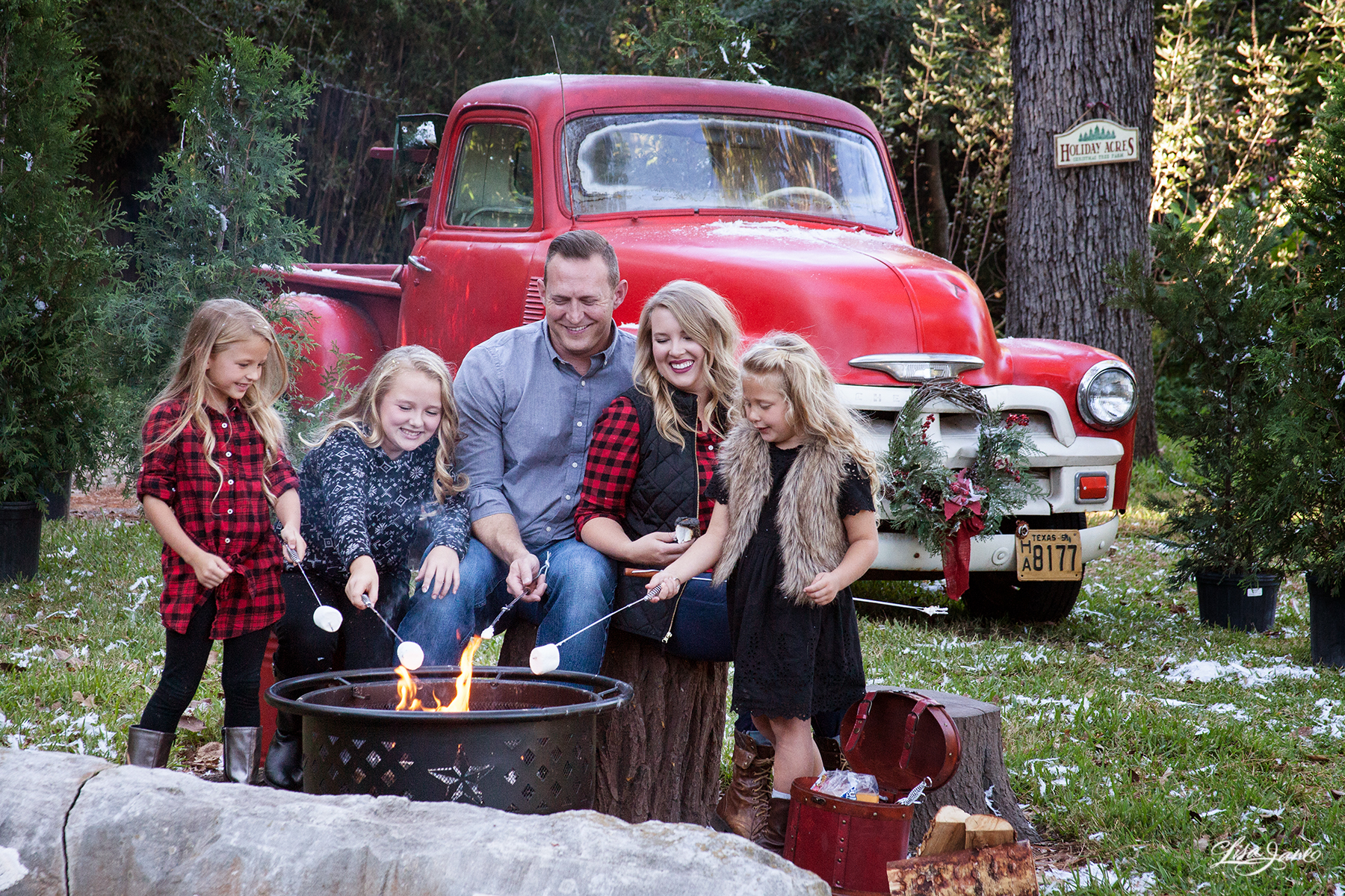 Family Picture Color Ideas