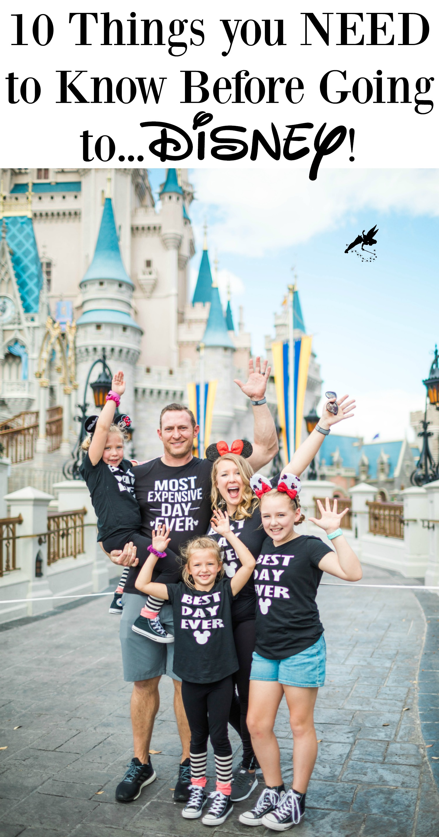 10 Things You Need to Know Before Going to Disney