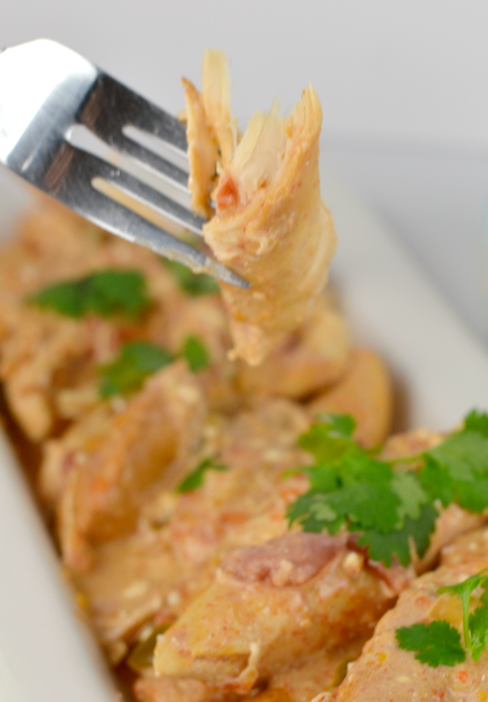 Easy Crockpot Chicken Recipe