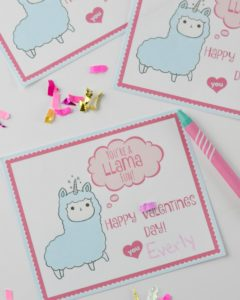 Free Valentines Day Card Printable #valentinesday #diyvalentine #diy #easy #valentine #kids #holiday
