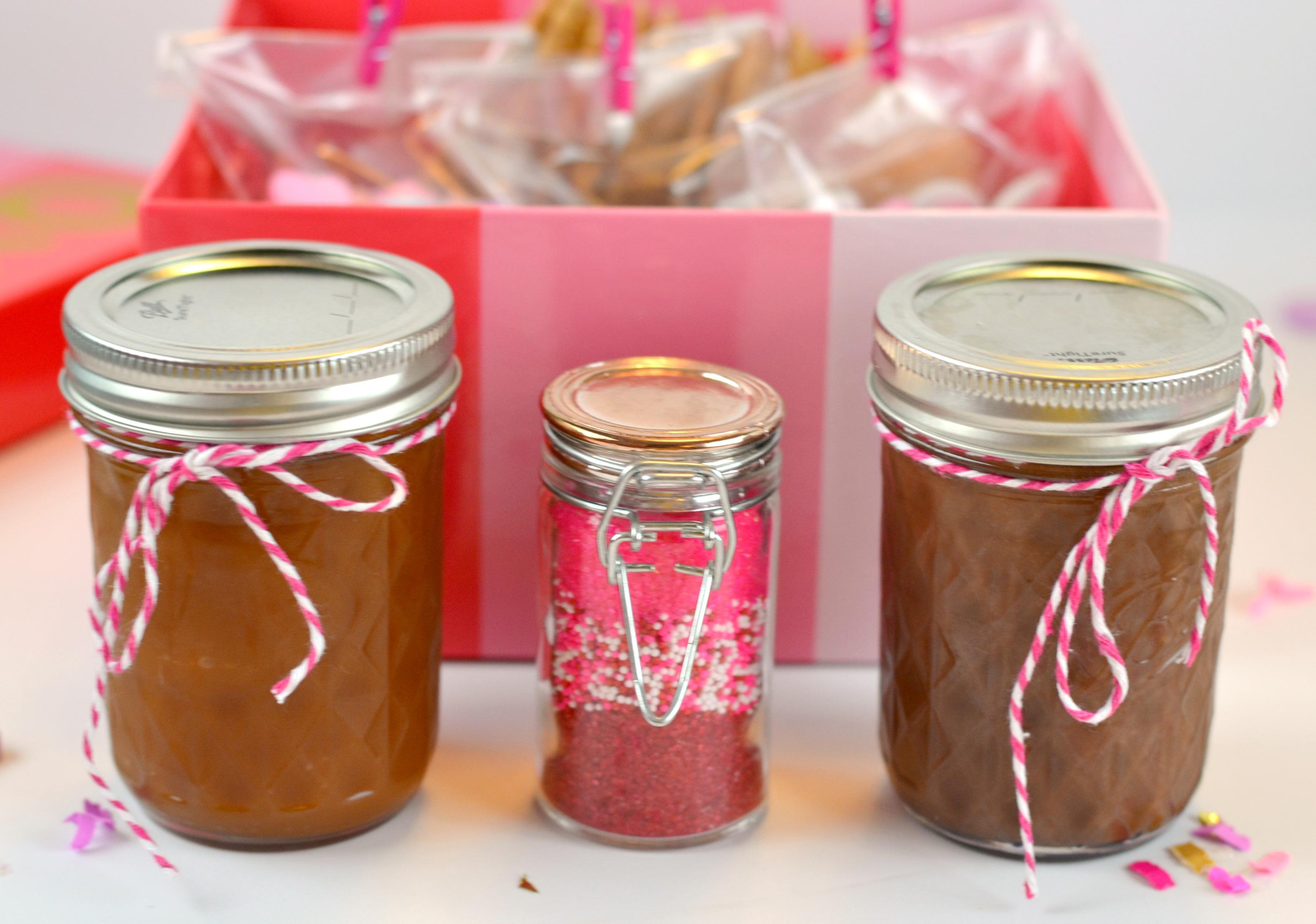 Homemade Caramel and Chocolate Sauce