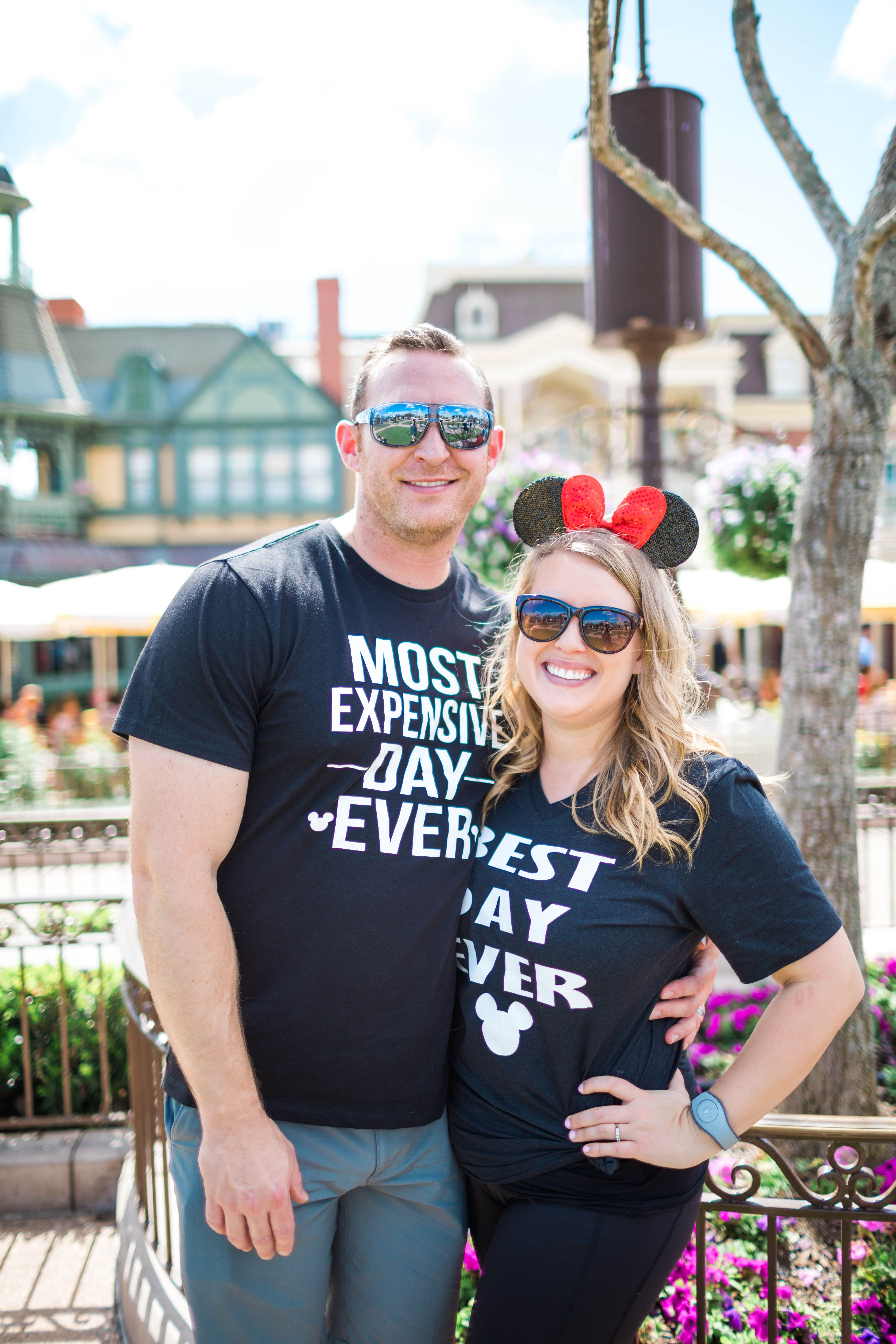 Funny Disney Shirts for Families
