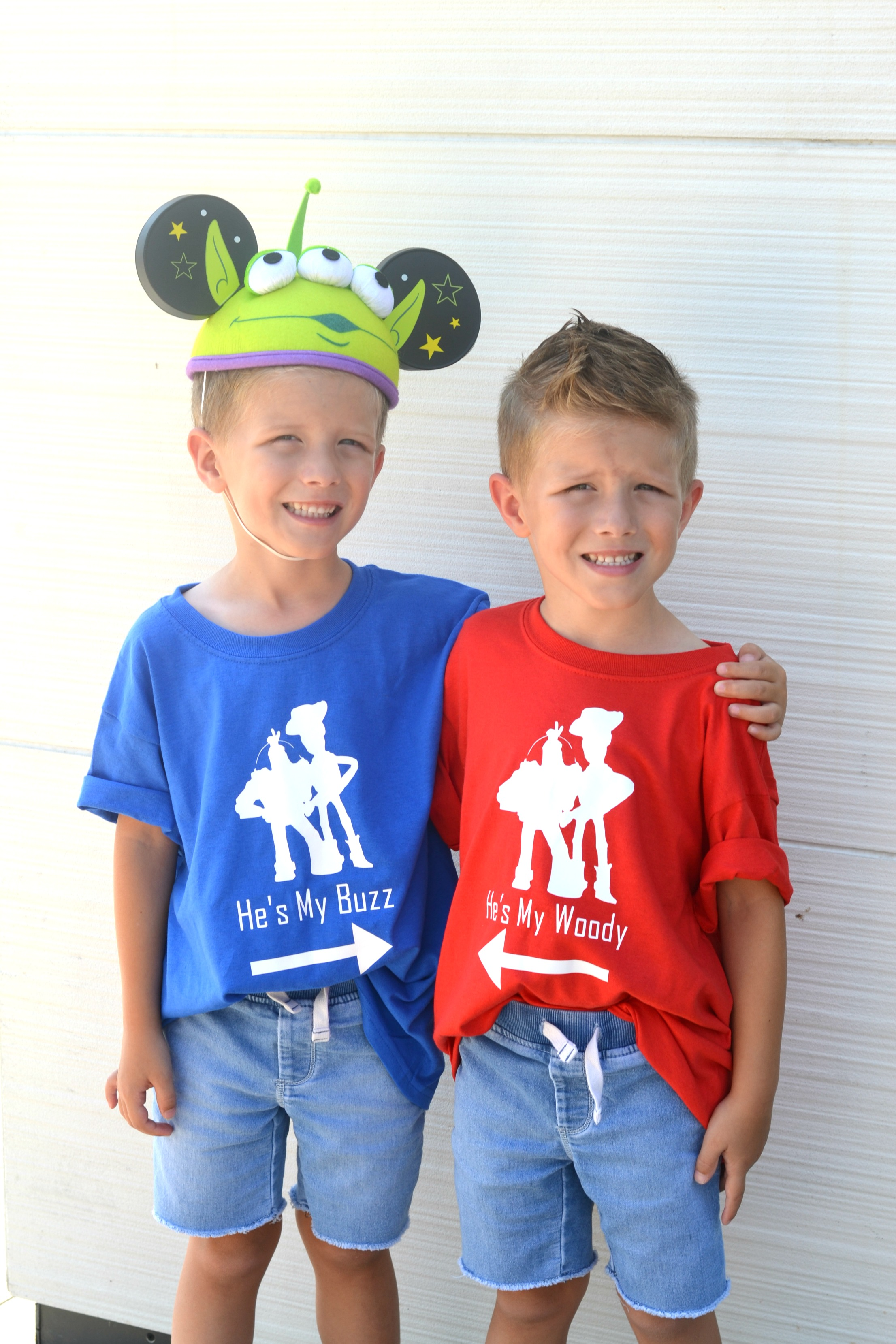 diy disney toy story shirt with free cut file houston mommy and