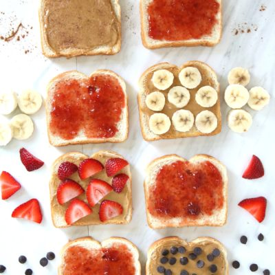 The Perfect Back to School Lunch Plus a Free Printable