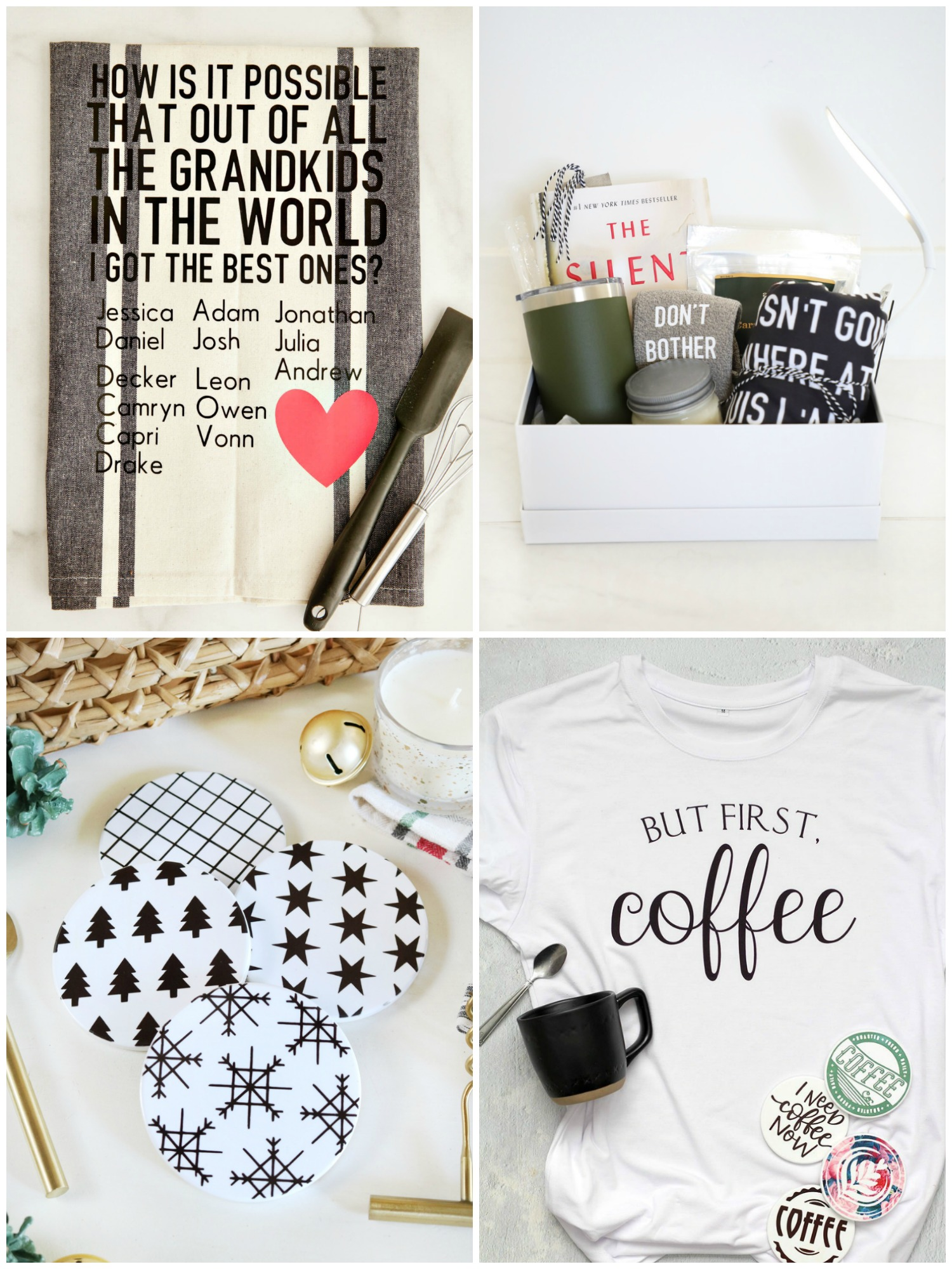 Creative Homemade Gifts for Family and Friends